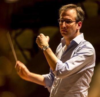 Bild des Dirigenten - - Martin Lill